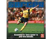 Soccer Wall Calendar, Soccer, Lacrosse & AFL by Sellers Publishing 9SIV0W77RV1544