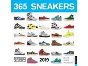 2019 Sneakers Wall Calendar, Fashion by Andrews McMeel Publishing