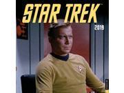 2019 Star Trek Original Series Wall Calendar, Sci-Fi TV by Andrews McMeel Publis