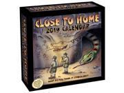 2019 Close to Home Desk Calendar, Cartoons / Comics by Andrews McMeel Publishing