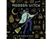 2019 Modern Witch Wall Calendar,  by Andrews McMeel Publishing