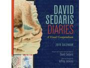 2019 David Sedaris Diaries 2019 Wall Calendar,  by Andrews McMeel Publishing