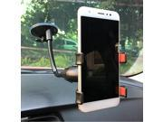 Car Phone Holder Sucker Mount Bracket Stand 360 Degree Rotation Long Arm Windshield With Suction Cup For iPhone Samsung Huawei 9SIV10D6JA8386