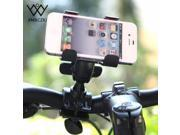 XMXCZKJ Motorcycle Bicycle Phone Holder Universal 360 Degree Rotating Stand Bike Handlebar Clip Holder For Mobile Phone Support 9SIV10D6JA7509