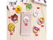 VBNM 2017   Fashion Lovely Cartoon 360 Degree Finger Ring  Holder Stand  Phone Holder For Iphone Xiaomi Samsung All Phone 9SIADT86JB5149
