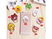 VBNM 2017   Fashion Lovely Cartoon 360 Degree Finger Ring  Holder Stand  Phone Holder For Iphone Xiaomi Samsung All Phone 9SIV10D6JA8560