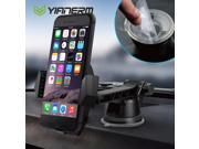 Yianerm Suction Gel Cup Car Phone Holder Windshield Dashboard Mount Cradle with Quick Release Button For iPhone,Android,Huawei 9SIADT86JB2514