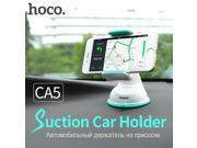 HOCO Car Phone Holder For iPhone X 8 7 Plus 360 Rotating Socket Windshield Mount Car Holder For Samsung Note 8 S8 GPS Mobile 9SIADT86JB2880