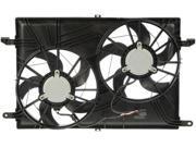 NEW Engine Cooling Fan Assembly Dorman 621-390 9SIV12U5W79764