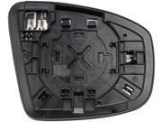 NEW Door Mirror Glass Left Driver Dorman 56554 9SIV12U5W84418