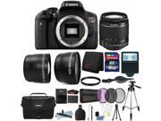 Canon EOS Rebel T6 18MP DSLR Camera with 18-55mm Lens and 16GB Ultimate Accessory Kit