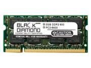 2GB RAM Memory for Toshiba Satellite A350-204 Black Diamond Memory Module DDR2 SO-DIMM 200pin PC2-6400 800MHz Upgrade