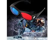 Universal Type 3D Glasses/Red Blue Cyan 3D glasses Anaglyph 3D Plastic Glasses 9SIV19379J2870