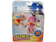 Sonic 3 Action Figure With Accessories Set Amy & Hammer by Jazwares 9SIV19773T9857