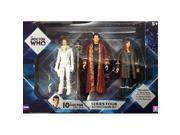 Doctor Who Series Four Action Figure Set 9SIA17P73U1308