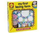 Alex Toys Early Learning Lacing Farm by Alex Toys 9SIV19773U0480
