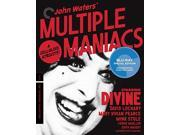 Multiple Maniacs [Blu-ray] 9SIV19775H5352