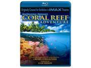 IMAX: Coral Reef Adventure [Blu-ray] 9SIV19775H5420