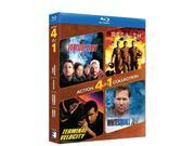 Blu-ray Action 4-pack - STEALTH/VERTICAL LIMIT & TERMINAL VELOCITY/WHITE SQUALL 9SIV19775H4854