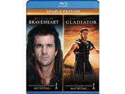 Braveheart/Gladiator Double Feature [Blu-ray] 9SIV19775H5383