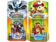 activision skylanders giants shroomboom and hex lightcore character figure / bundle bonus pack 9SIV19775J2345