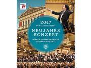 Neujahrskonzert 2017 / New Year's Concert 2017 [Blu-ray] 9SIV19775H4765