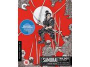 Samurai Trilogy [Criterion Collection] [Blu-ray] 9SIA17P75H5251