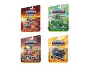 skylanders superchargers vehicle character pack 4 pack bundle: burncycle, stealth stinger, shield striker, and thump truck 9SIA17P76T7434