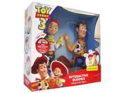 Thinkway Toy Story 3 Interactive Buddies Talking Action Figures: Jessie & Woody 9SIV19777N7688