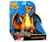 "Pokemon Battle Action Mega Charizard Y 6"""" Large Figure, Multi-colored"" 9SIV19777X3060"