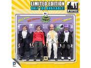 Batman Classic TV Series Action Figures Four Pack: Series 2 9SIA17P77X4013