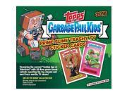 2016 Topps GPK Garbage Pail Kids Card Stickers Series 2 Trashy TV Blaster Box - 4 packs of 10 cards by Garbage Pail Kids 9SIV19777X3214