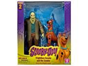 Scooby Doo, Series 2 Frightface Scooby and the Zombie Action Figures 9SIV19777X3705