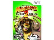 madagascar 2: escape 2 africa  wii 9SIV19778H8409