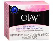 OLAY Night of OLAY Firming Cream 2 oz (Pack of 4)