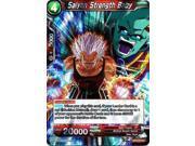 Saiyan Strength Baby - BT4-017 Holo Foil Card Dragon Ball Super CCG Mint