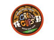 Crazy Cups Flavored Decaf Coffee, for the Keurig K Cups 2.0 Brewers, Caramel ...
