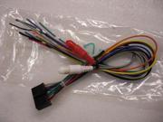 Clarion VZ300, VZ309 Power Speaker Wire Harness