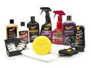 Meguiars G55032 Complete Car Care Kit