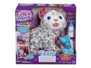 FurReal Friends Flurry My Baby Snow Leopard Pet  NEW!