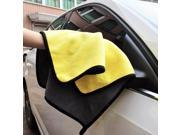 30 x 30cm Microfiber Absorbent Cleaning Drying Clean Cloth Washing Car Care Wash Towel