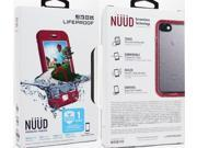 New Original LIFEPROOF NUUD Waterproof Case Plum Reef Purple iPhone 8 & iPhone 7