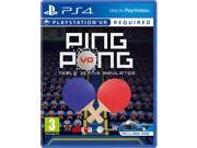 Ping Pong (PSVR) [PlayStation 4 PS4, Region Free, PSVR Required, Table Tennis] 9SIV1RY7UK2519
