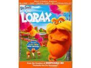 DR. SEUSS'' THE LORAX NEW BLU-RAY/DVD