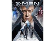 X-MEN: BEGINNINGS TRILOGY NEW BLU-RAY