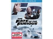 The Fate of the Furious [Includes Digital Copy] [Blu-ray/DVD] [2017]