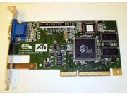 Ati 1024930102 Rage II Agp Video Card