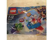 Lego  D.C. Super Hero 30546 Girls Krypto Saves The Day Dog Poly Bag New