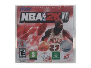 MSI Gift - NBA2K11 PC GAME