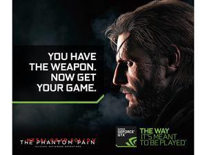 NVIDIA GIFT Metal Gear Solid V: The Phantom Pain